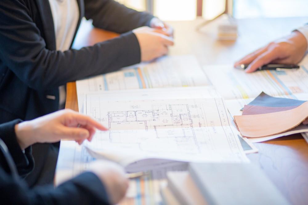 住宅の設計デザイナー