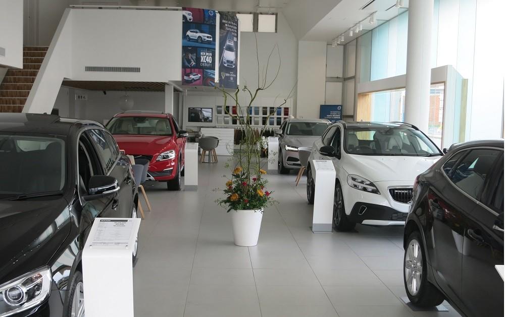 輸入車セールス ボルボ 営業