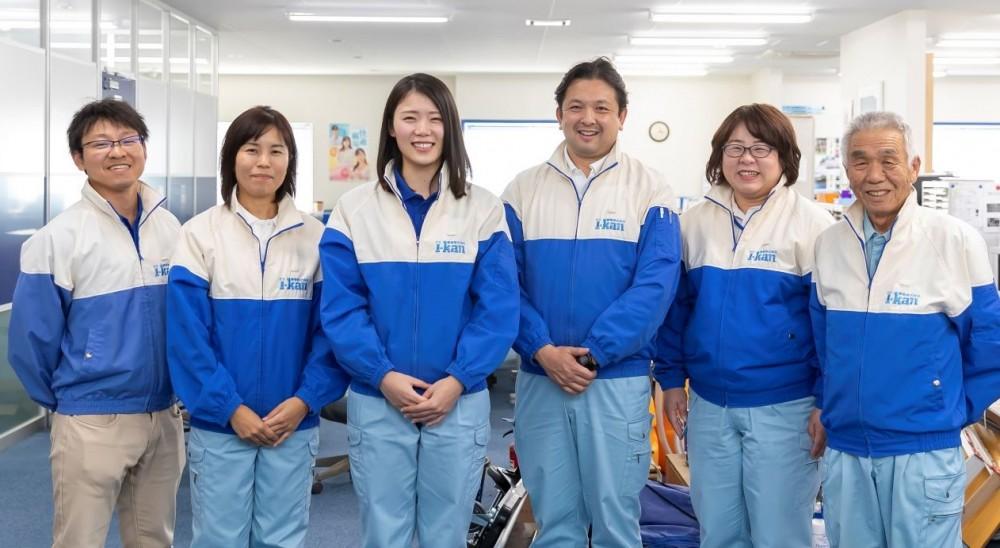 経理・総務のお仕事してくれる方、急募しています!! 浜松営業所(浜松市北区勤務) 経理職経験ある方、大歓迎です!