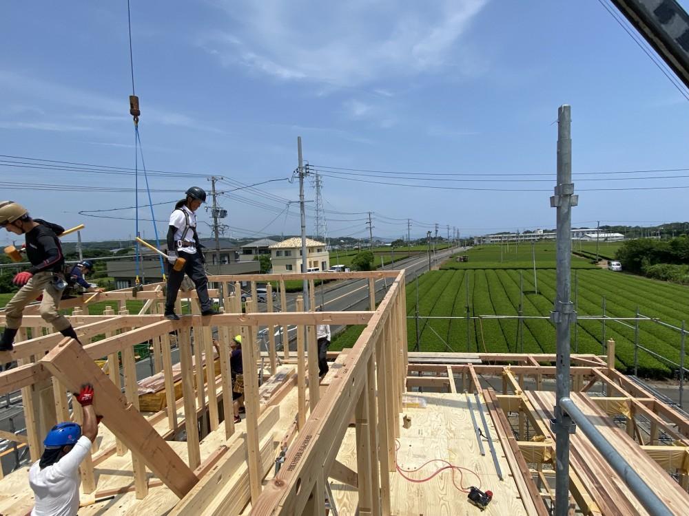 御前崎市で注文住宅の設計・建築を手がける廣畑工房では、自社大工として一緒に働く仲間を募集しています。