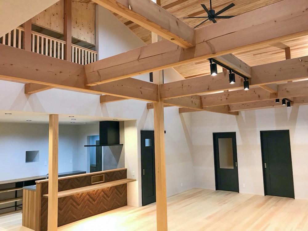 建築する家は毎回違う設計・デザインだから毎回新しい発見が!飽きることがありません。