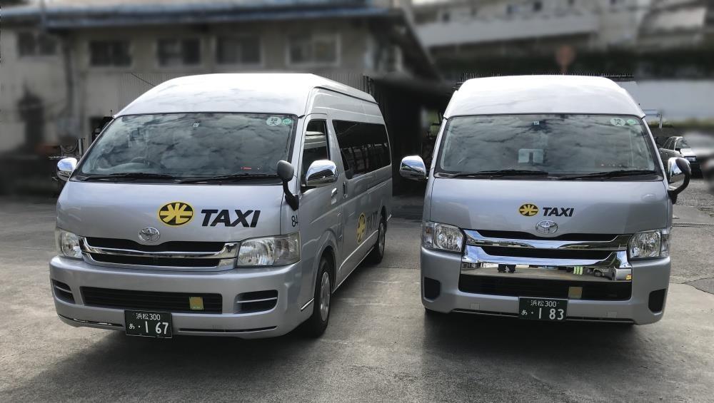 短い時間で効率よく稼げるジャンボタクシーを運転!【パート】ジャンボ・小型タクシー兼任乗務員